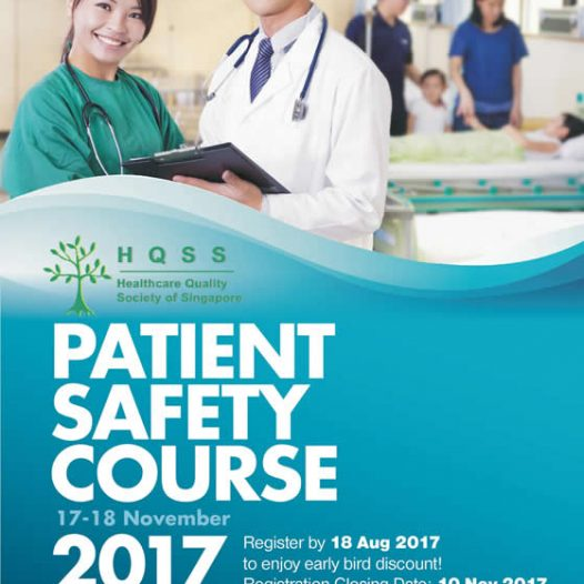 Patient Safety Course 2017
