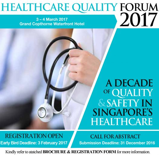 Healthcare Quality Forum 2017